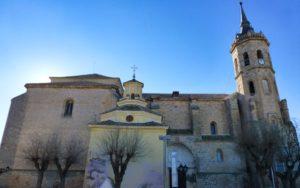 Iglesia de Nuestra Señora de la Asunción, principal edificio religioso de Tembleque