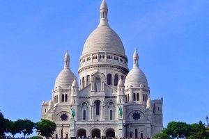 Basílica del Sagrado Corazón, ofrece una de las mejores vistas de París
