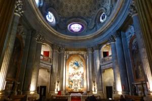 Iglesia del Sagrario en la Catedral de Jaén