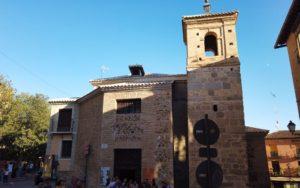 Iglesia de San Tomé, una de las iglesias de Toledo con más historia