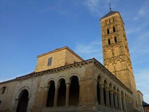 Iglesia de San Esteban, iglesias de Segovia