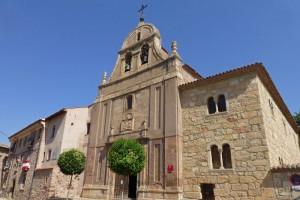 Iglesia de San Felipe, la más moderna de Molina de Aragón
