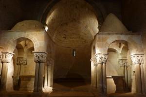 Iglesia del Monasterio de San Juan de Duero en Soria