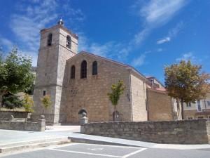 Iglesia de San Juan en Las Navas del Marqués