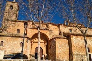 Iglesia de San Miguel, iglesia parroquial de Mota del Cuervo