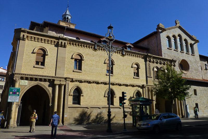 Iglesias de Pamplona