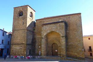 Una de las joyas románicas de Plasencia es la Iglesia de San Nicolás
