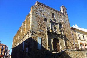 Iglesia de Santa Ana, utilizada actualmente como auditorio