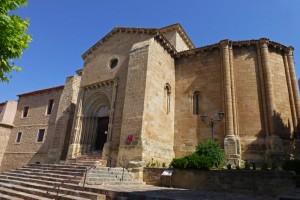 Iglesia de Santa Clara, uno de los mejores ejemplos del románico en Molina de Aragón