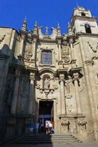Iglesia de Santa Eufemia en Orense