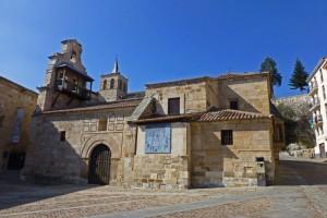 Iglesia de Santa Lucía, una de las sedes del Museo de Zamora
