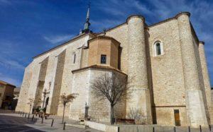 Iglesia de Santa María la Mayor en Colmenar de Oreja