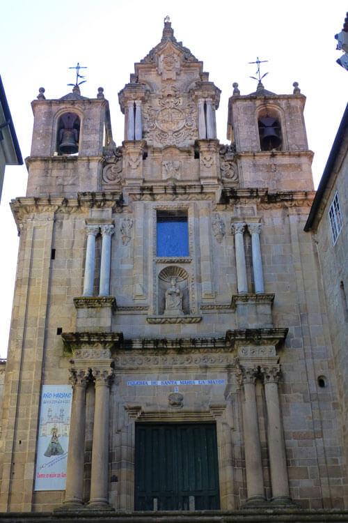 Iglesias de Orense