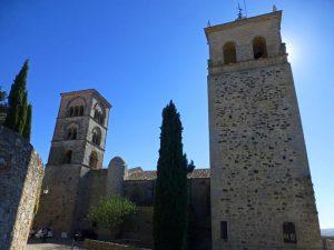 Torres de la Iglesia de Santa María la Mayor