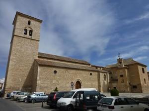 Iglesia de Santiago Apóstol, iglesias de Ciudad Real
