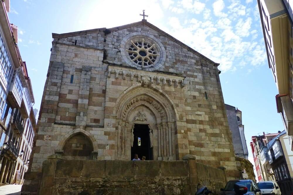Iglesias de La Coruña