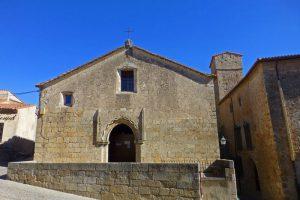 Iglesia de Santiago, una de las más antiguas de Trujillo