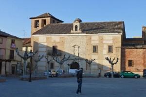 Iglesia del Santo Sepulcro en Toro