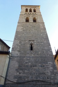Torre de la Iglesia de Santo Tomé, iglesias de toledo