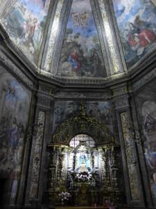 Iglesia de la Ermita de San Saturio en Soria