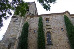 Iglesia de Nuestra Señora del Espino, iglesias de Soria