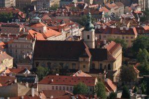 Iglesia de Nuestra Señora de la Victoria o Iglesia del Niño Jesús de Praga