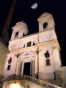 Iglesia de la Trinitá dei Monti