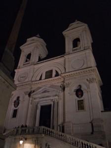 Iglesia de la Trinità dei Monti