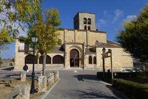 Iglesia de Nuestra Señora de la Virgen de la Peña en Sepúlveda