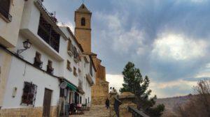 Iglesia de San Andrés en la cuesta Hondonera