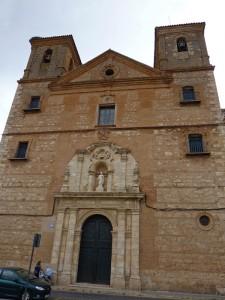 Iglesia de San Bartolomé el Real en Almagro