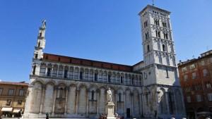Iglesia de San Miguel en Foro de Lucca