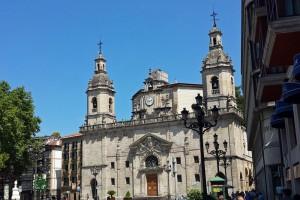 Iglesia de San Nicolás, Edificios religiosos de Bilbao
