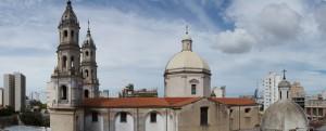 Iglesia de San Pedro Telmo en Buenos Aires