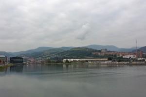 Industrias junto a la ría de Bilbao, historia de Bilbao