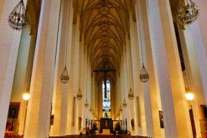 Interior de la Catedral de Múnich