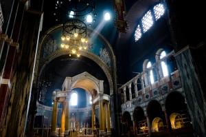 Interior de la Catedral de Westminster. Foto de Scott Wylie