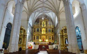 Altar Mayor de la Iglesia de Santa María la Mayor