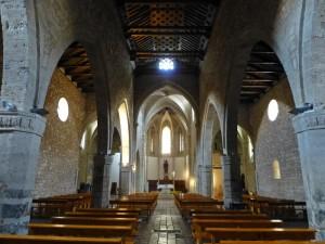 Interior de la Iglesia de Santiago Apóstol, iglesias de Ciudad Real