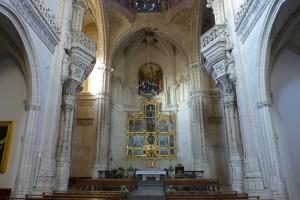 Capilla Mayor del Monasterio de San Juan de los Reyes en Toledo
