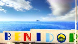 Isla de Benidorm, Isla de los Periodistas o simplemente l'Illa