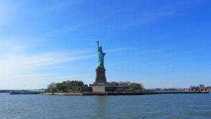 Isla de la Libertad en Nueva York