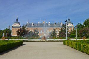 Palacio Real y Jardines de Aranjuez