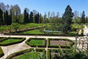 Vistas del Jardín del Príncipe desde la Montaña Rusa