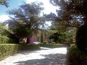 Jardines del Castillo Palacio de Magalia