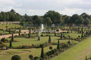Jardines del Palacio de Hampton Court