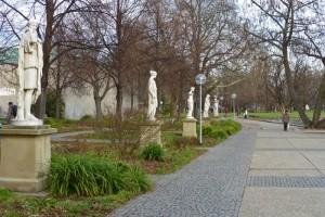 Jardines del Palacio (Schlossgarten), los más visitados de Stuttgart