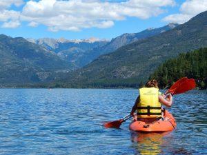 ¿Qué época del año es mejor para hacer kayak?