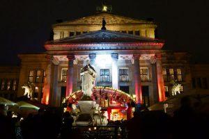 Sala de Conciertos de Berlín (Konzerthaus) en Gendarmenmarkt