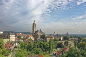 Kutná Hora, una de las ciudades más bonitas de la República Checa